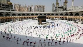 وزارة الحج السعودية: قصر الحج لهذا العام على المواطنين والمقيمين داخل المملكة بإجمالي 60 ألف حاج