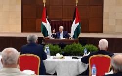 خلال اجتماع القيادة.. الرئيس عباس يتحدث عن حوار وطني شامل وموعد عقد المجلس المركزي