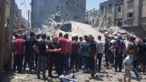 وزارة الأشغال العامة بغزة توضح حجم الخسائر بالمباني جراء العدوان الإسرائيلي