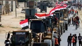 القاهرة: الاتفاق على جملة من القضايا المهمة الخاصة بعملية إعادة الاعمار بغزة