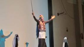 فلسطين تحصد جوائز المهرجان المسرحي الدولي في أسيوط