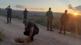 تقرير إسرائيلي: الأسرى الستة استخدموا (الكولا) لتفتيت الخرسانة أسفل الزنزانة بسجن جلبوع