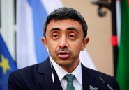 وزير الخارجية الإماراتي: سأزور إسرائيل قريبا للقاء الأصدقاء والشركاء