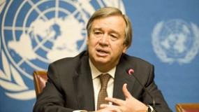 انتخاب أنطونيو غوتيريش أمينا عاماً للأمم المتحدة لولاية ثانية