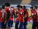 محمود علاء يهدي الأهلي الفوز على الزمالك
