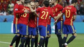 إسبانيا تمطر شباك ألمانيا بستة أهداف دون مقابل